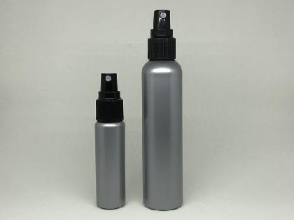アルミボトル容器の樹脂化